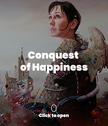 Di Vogo / Conquest-of-Happiness