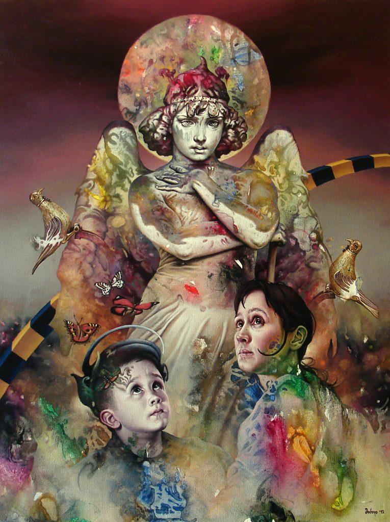 Harmonija Di Vogo | contemporary, megic realism, hyperrealism, surrealism print for sale