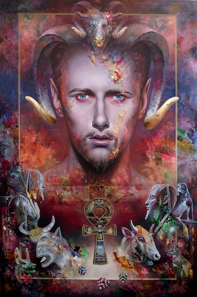 Satyricon Di Vogo | contemporary, megic realism, hyperrealism, surrealism print for sale