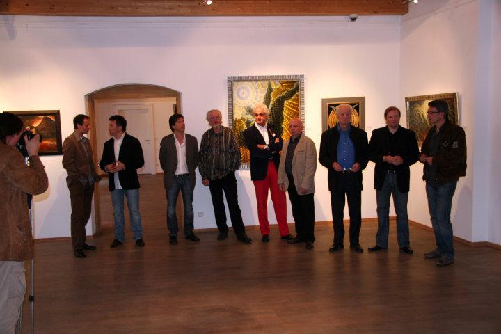 IPAX 2010 | Di Vogo | contemporary, megic realism, hyperrealism, surrealism art for sale