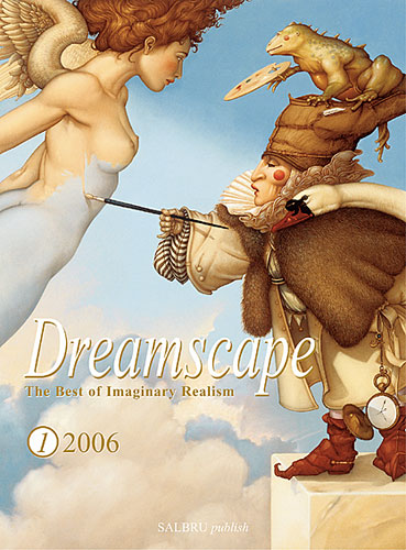 DREAMSCAPE | Di Vogo | contemporary, megic realism, hyperrealism, surrealism art for sale