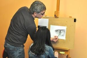 Skola crtanja i slikanja za decu i odrasle